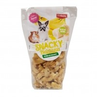 Friandise pour rongeur - Snacky Banana Tyrol