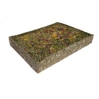 Friandise pour lapin et cobaye - Tapis végétal comestible Rosewood