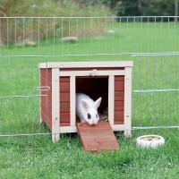 Clapier pour rongeur - Maisonnette Little Home