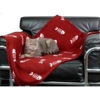 Plaid et couvertures pour chat - Couverture Beany Fishbone