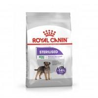 Croquettes pour chien - Royal Canin Mini Sterilised - Croquettes pour chien Mini Sterilised