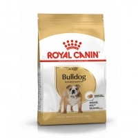 Croquettes pour chien - Royal Canin Boulldog Anglais Adult (Bulldog) Bouledogue anglais (Bulldog)