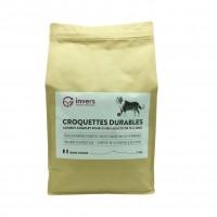 Croquettes pour chien - INVERS Croquettes durables aux insectes - Adulte Chien Moyen Croquettes durables aux insectes - Adulte Chien Moyen