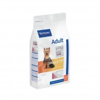Croquettes pour chien - VIRBAC VETERINARY HPM Physiologique Adult Small & Toy Adult Small & Toy