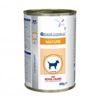 Pâtée en boîte pour chien - ROYAL CANIN Mature Senior Consult - Lot 12 x 400 g
