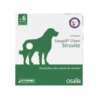 Complément alimentaire pour chien - Easypill Struvite Osalia