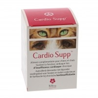 Complément fonction cardiaque pour chien et chat - Cardio Supp Miloa