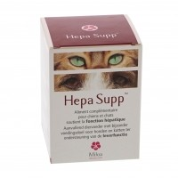 Complément fonction hépatique pour chien et chat - Hepa Supp  Miloa