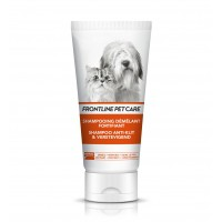 Shampooing pour chien et chat - Shampooing Démêlant Fortifiant Frontline Pet Care