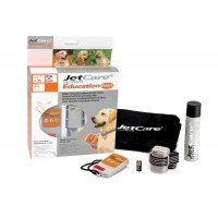Collier de dressage pour chien - Collier de dressage spray Jetcare Education Pro Jetcare