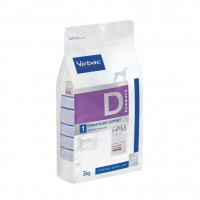 Prescription - VIRBAC VETERINARY HPM Diététique Dermatology support Dermatology support