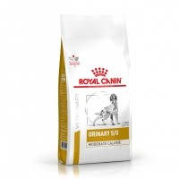 Aliment médicalisé pour chien - ROYAL CANIN Veterinary Diet Urinary S/0 Moderate Calorie UMC 20