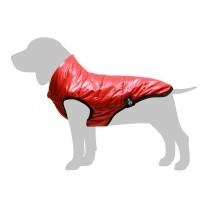 Doudoune pour chien - Doudoune Oggy - Rouge/Noir Bobby
