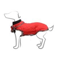 Manteau pour chien - Manteau Tartan - Rouge Bobby