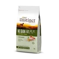 Croquettes pour chiens - True Instinct / Nature's Variety Original No Grain Medium Maxi Adult True Instinct / Nature's Variety