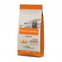 Croquettes pour chiens - True Instinct/Nature's Variety Original Medium Maxi Adult True Instinct/Nature's Variety