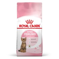 Croquettes pour chat - ROYAL CANIN Kitten Sterilised