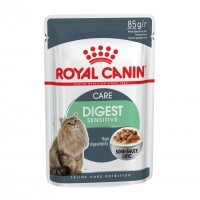 Sachet fraîcheur pour chat - ROYAL CANIN Digest Sensitive - Lot 12 x 85g