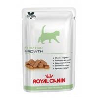 Sachet fraîcheur pour chat - ROYAL CANIN Pediatric Growth - Lot 12 x 100g