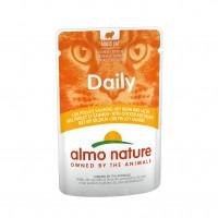 Sachet fraicheur pour chat - Almo Nature Daily Adult - Lot 30 x 70g