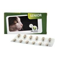 Complément minéral et vitaminé - Pet Phos Felin Senior Ceva