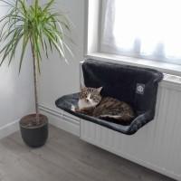 Hamac de radiateur pour chat - Hamac Panda Bobby