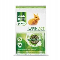 Granulés pour lapin - Essentia Lapin Acti Hamiform