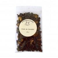 Friandise pour chinchilla - Fruits de caroubier Chinchillas du terroin