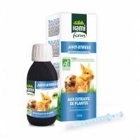 Complément alimentaire pour lapin et rongeur - Complexe Anti-stress BIO Hamiform