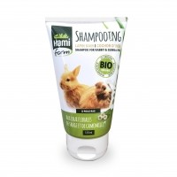 Shampooing sans rinçage pour lapin et cobaye - Shampooing Poils ras Hamiform