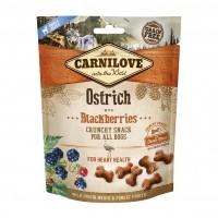 Friandises pour chien - Crunchy Snack - Autruche et mûres Carnilove