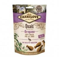 Friandises pour chien - Soft Snack - Caille et origan Carnilove