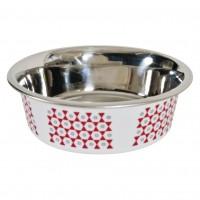 Gamelle et écuelle pour chien et chat - Gamelle inox Yummy Zolux