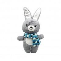Peluche pour chien - Peluche Betty Bunny Happy Pet
