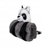Plaid pour chien - Set plaid et jouet Racoon Trixie