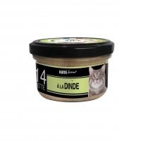 Pâtée en boîte pour chat - Hamiform - Les cuisinés pour chat Recettes à la Dinde Recettes à la Dinde