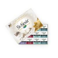 Pâtée en boîte pour chien - Schesir Box de Noël – Lot 12x85g
