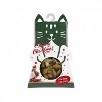 Friandises pour chat - Friandises de Noël au saumon Wouapy