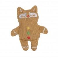Jouet pour chat - Peluche Grumpy Cat Pain d'épices Rosewood