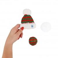 Jouet pour chat - Lot de trois jouets de Noël Rosewood