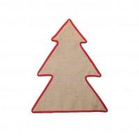 Griffoir pour chat - Tapis de Noël à griffer en sisal Wouapy