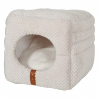 Couchage pour chat - Couchage 2 in 1 Paloma pour chat Zolux