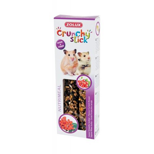 Friandise et complément  - Crunchy stick pour hamster pour rongeurs