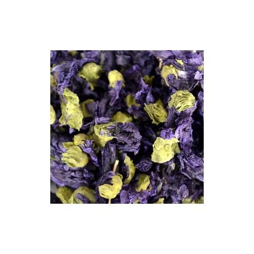 Friandise et complément  - Fleurs de mauve bio pour rongeurs