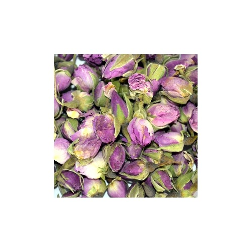 Friandise et complément  - Boutons de Rose de Damas Bio pour rongeurs