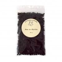 Friandise pour chinchilla - Baies de myrtilles bio Chinchillas du terroin