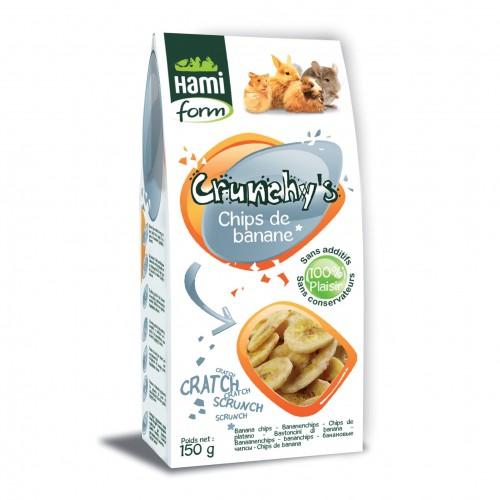 Friandise et complément  - Crunchy's pour rongeurs