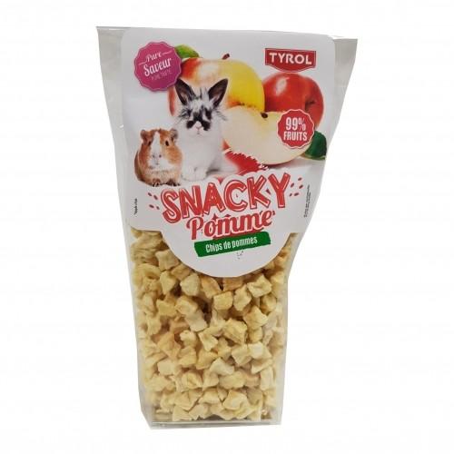 Friandise et complément  - Snacky Pomme pour rongeurs