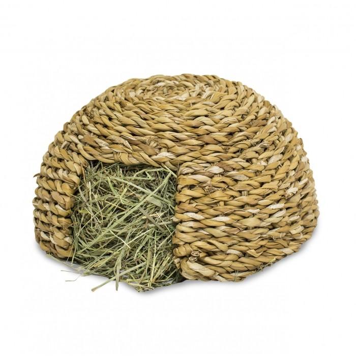 Sélection Noël - Igloo de foin JR Farm pour rongeurs