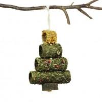 Friandise pour rongeurs - Arbre de Noël suspendu JR Farm